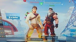 Christmas Eve Fortnite