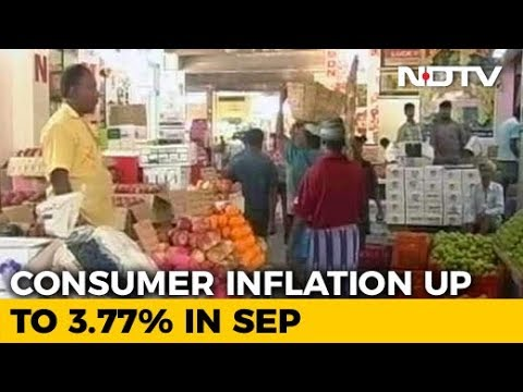 Retail Inflation Stays Below RBI Target For Second Month In A Row
