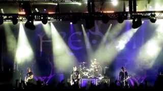 Frei.Wild Live in Geiselwind 20.04.2013 - Zieh mit den Göttern