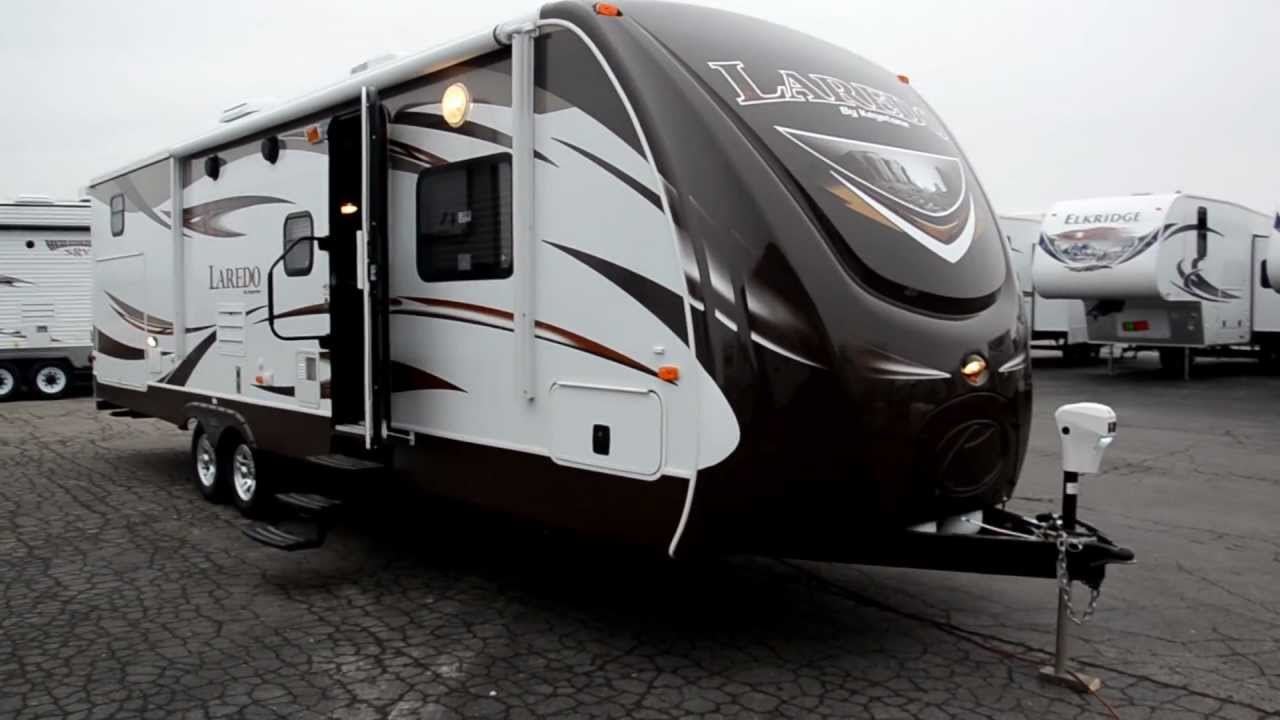 29635 2013 Keystone Rv Laredo Travel Trailer 291tg Youtube