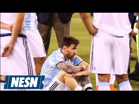 Lionel Messi Retiring From Argentina National Team?