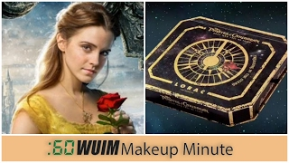 Makeup Minute | Story Themed Makeup is COMING! Beauty & The Beast, Pirates of the Caribbean, & MORE!