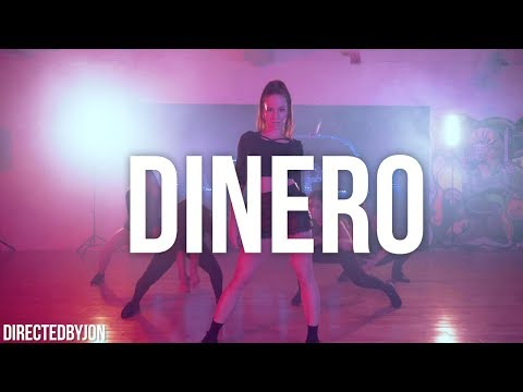 Dinero - Jennifer Lopez ft. DJ Khaled, Cardi B (Dance Video)