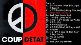 G-Dragon (지드래곤) | Coup D'etat [Full Album]