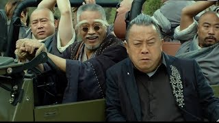 Chinese COMEDY KUNG FU Martial Arts Action Films | Monk Comes Down the Mountain