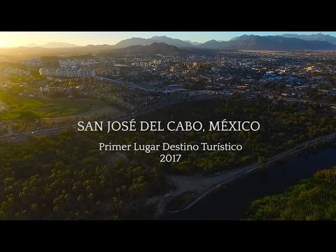 San José del Cabo, México - Primer Lugar Destino Turístico 2017