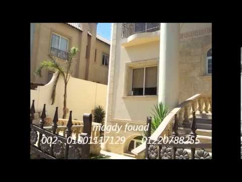 FAMILLY HOUSE FOR RENT IN KATAMEYA HEIGHTS GOLF; CAIRO,  EGYPT REAL ESTATE,