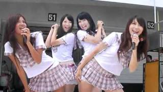 http://osu-idol.com/ OS☆U(Osu Super Idol Unit)2010.8鈴鹿サーキッ...