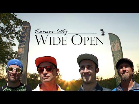 The Disc Golf Guy - Vlog #383 - Ricky Wysocki, Cam Todd, Chris Finn, Chris Boro - KCWO by Innova