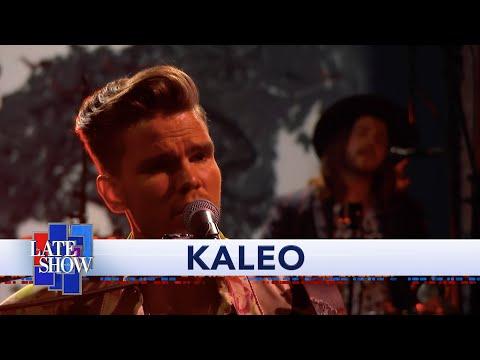 """KALEO: """"I Want"""