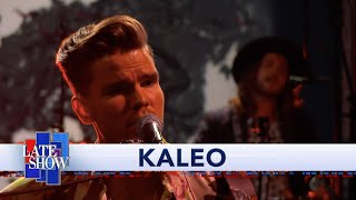 "KALEO: ""I Want More"""