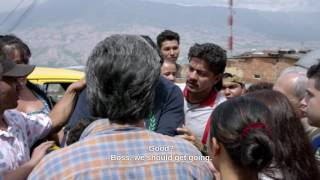 Narcos - Pablo giving back to the people (Season 2)