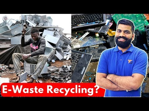 E-Waste Recycling Issues - Should You Upgrade?