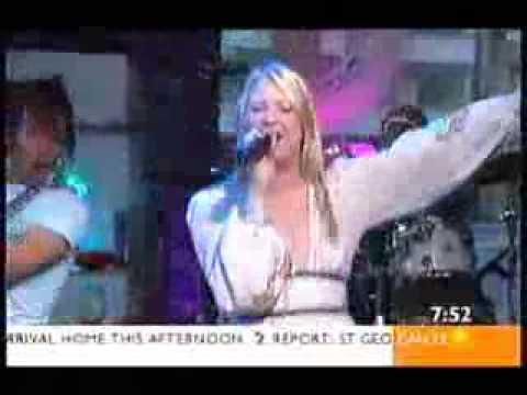 Kate Alexa - Live on Sunrise