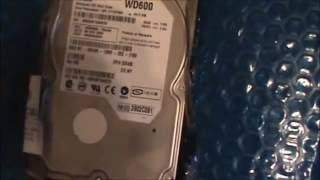 1999ers PC Build: Western Digital 60GB Hard Drive and Belkin Flip Unboxing