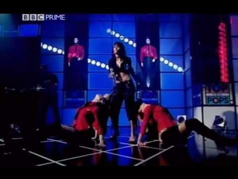 Tomcraft - Loneliness [Yvonne Spath] (UK Top of the Pops May 2003)