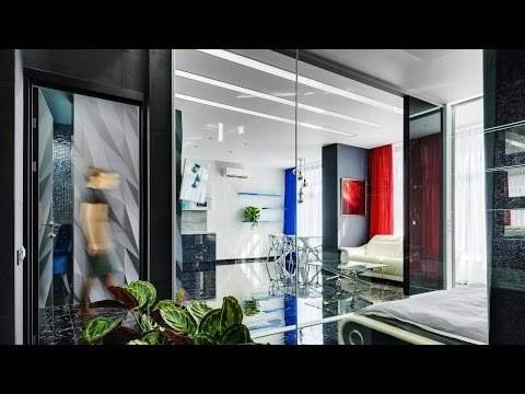 Famous Athlete's Luxury Apartment in Kiev, Ukraine by Mariya Dolgopolova