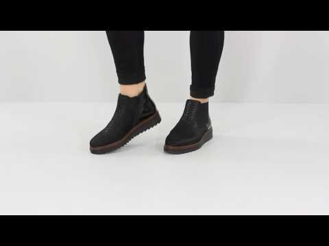 Rieker Y6384 - Chelsea Boot - Black