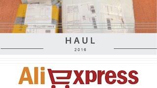 HAUL/ #РАСПАКОВКА/ ALIEXPRESS