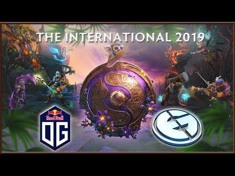 видео: team secret vs mineski ИГРА НА ВЫЛЕТ █ the international 2019 dota 2
