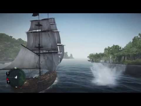 Assassin's Creed 4 - Naval Contract - The Law of the Ocean Walkthrough