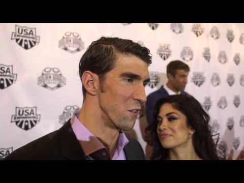 Eve and Candace Interview: Matt Grevers, Michael Phelps & Ryan Lochte