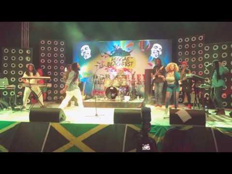 Ky Mani Marley Live in Dubai