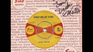 Derek Martin - Daddy Rollin Stone - UK Sue Mod RnB Soul Scene Club The Who