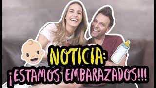NOTICIA  ¡Estamos EMBARAZADOS!!! Ft. Pato Borghetti   Odaly...