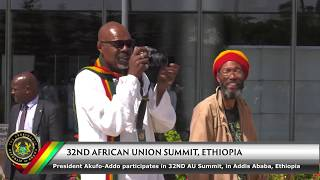 32nd African Union Summit, Ethiopia