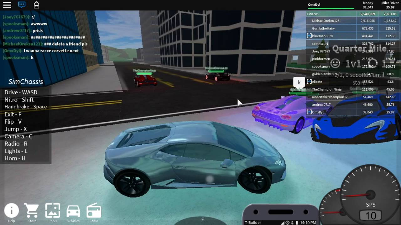 roblox games vehicle simulator