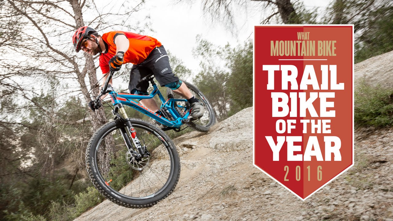 17778ad5022 Giant Trance SX 27.5 - Trail Bike of the Year - Contender - YouTube