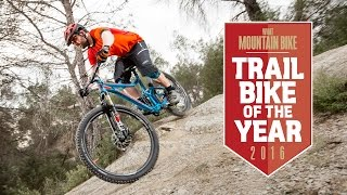 Giant Trance SX 27.5 - Trail Bike of the Year - Contender