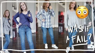Daily Look Stylist Haul: Was It A Fail?! | Jeans, Sweaters, Tops, Outerwear