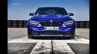 This is the new BMW M3 CS
