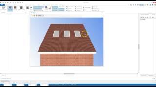 Loft Drawing in PlansXpress