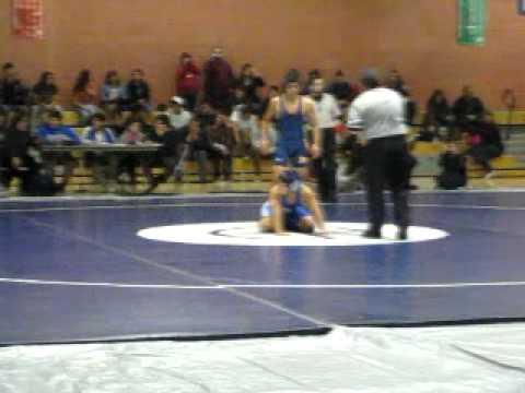 Montebello High School vs. El Rancho High School Hector Rodarte 12/14/11