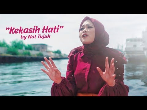 KEKASIH HATI - COVER By NOT TUJUH (Voc Anisa Rahman)