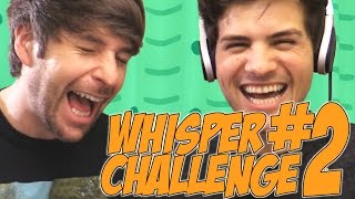 THE WHISPER CHALLENGE! #2
