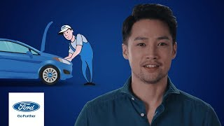 Ford Warranty Has You Covered | Ford Philippines
