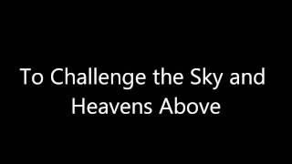 挑戰天空 To Challenge the Sky and Heavens Above