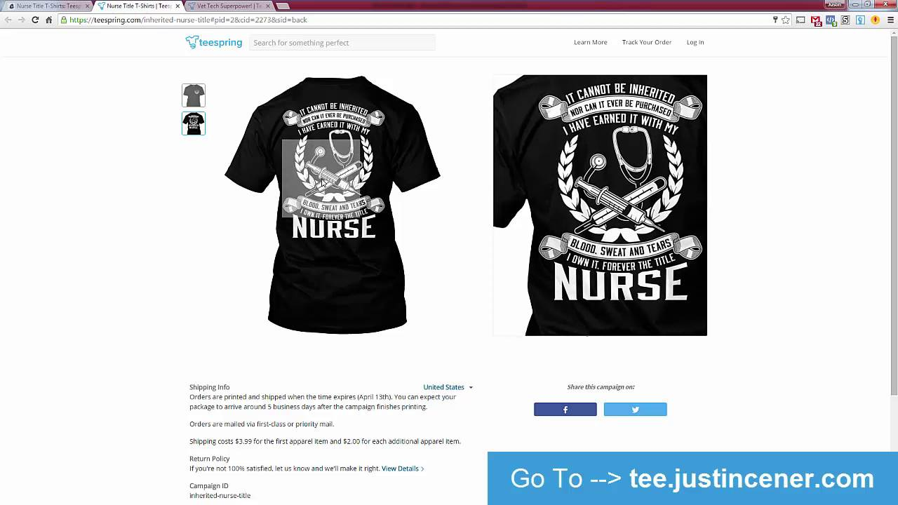 c6bd27859 T-Shirt Design Research Shortcut - Cener Mastermind Teespy Review - YouTube