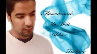 Cheb Hasni  Matsalounich Ila Bkit Aliha by hichem ferrani 2011