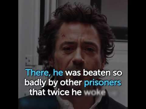 Inspiring story of Robert Downey Jr