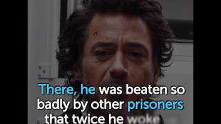 Inspiring story of Robert Downey Jr