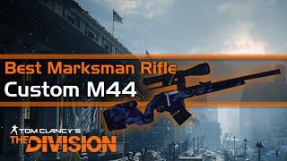 The Division - Best Marksman Rifle: Custom M44 (Sniper Rifle)