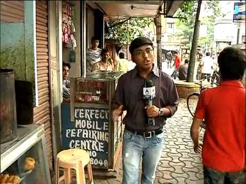 Cheapest food- Plane Dosa is worth Rs 18 near Cong office in Kolkata
