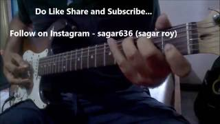 Download Hindi Video Songs - Jaago Guitar Lesson | Intro Riff Lesson | Rock On 2 |  Farhan Akhtar