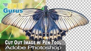 Photoshop Kalem Aracı arka Plan veya arka Plan Değiştirme Photoshop CC Kaldırmak için biçilmiş kaftan