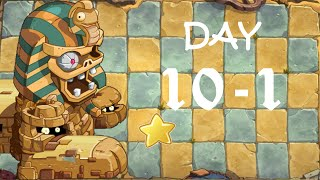[PC] Plants vs. Zombies Online - Ancient Egypt Day 10-1 BOSS